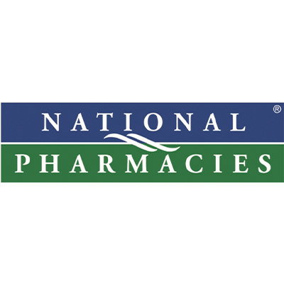National Pharmacies Company Logo